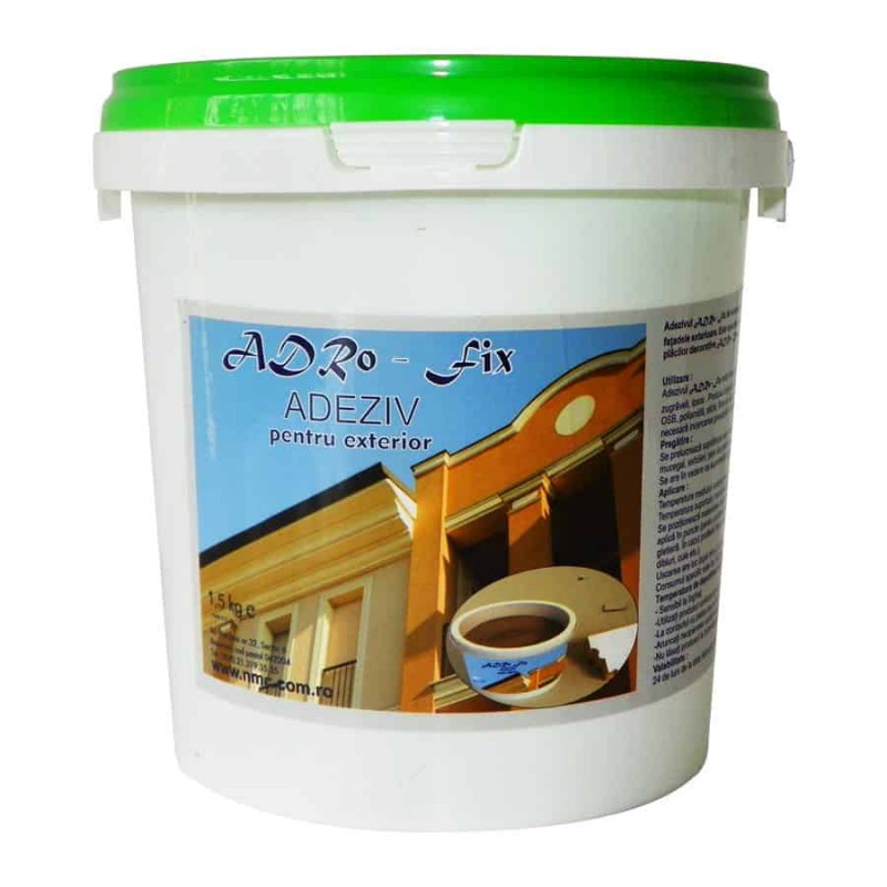 Adeziv profile decorative exterior ADRo-fix 1.5kg