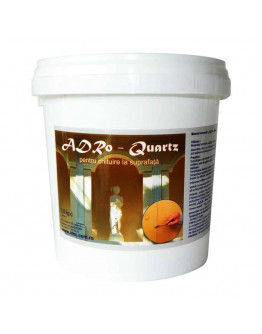 Rasina chituire profile decorative exterioare ADRo-Quartz 1.5kg